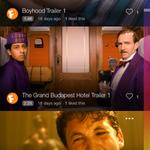 RT @SamsungMobileUS: On #Oscars day, a 2 min trailer > 124 min feature. @Fandango on #MilkVideo has you covered.#GalaxyFamily