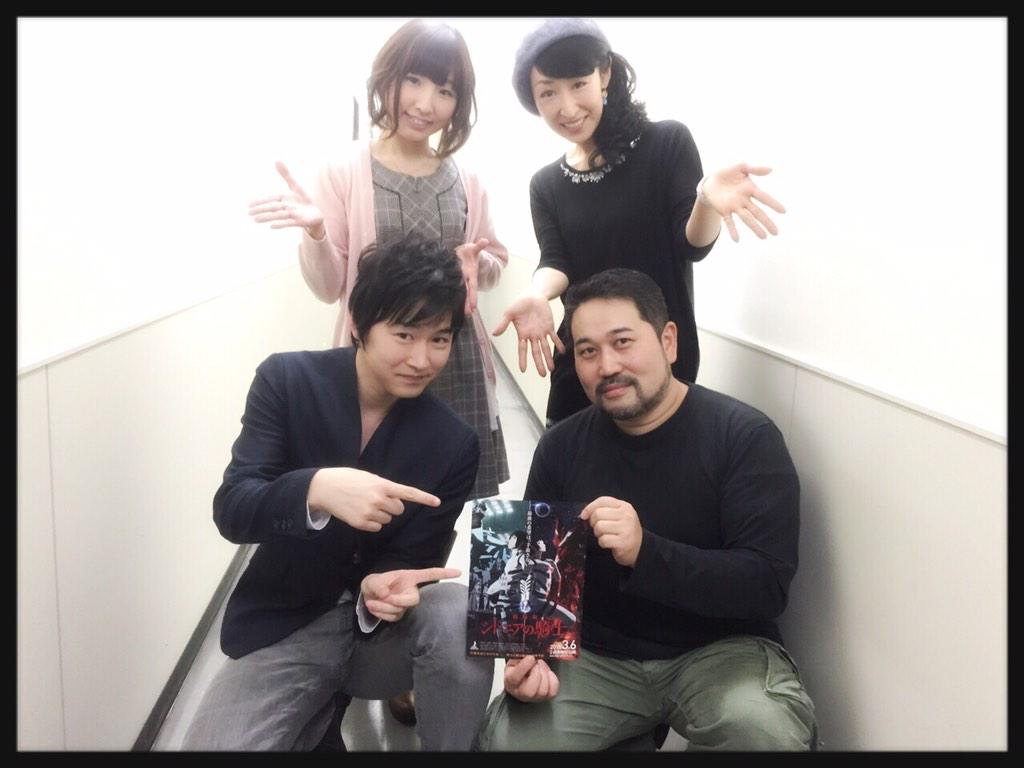 ◆大団円◆3週連続全5回に渡ってお送りした「シドニアの騎士 第九惑星戦役」#1〜3先行上映会が全て終了しました!最終日、