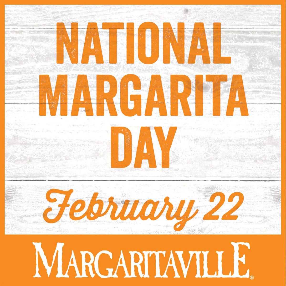 Happy #NationalMargaritaDay! @Margaritaville is celebrating all week long! http://t.co/GTKbaEEYKN http://t.co/gtr9syIwHN