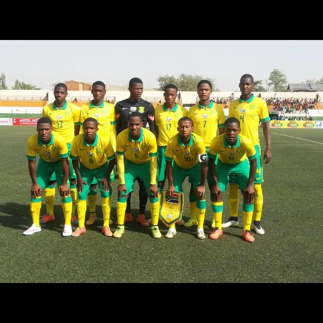 Congratulations to SA u/17 Amajimbos for qualifying for the u/17 soccer World Cup ...yes we love Sport http://t.co/3YqJ1xPK8F