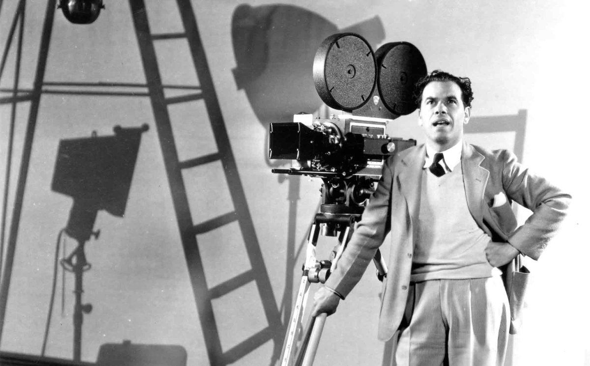 """I made mistakes in drama. I thought drama was when actors cried. But drama is when the audience cries."" -Frank Capra http://t.co/RbFqqzBlG9"