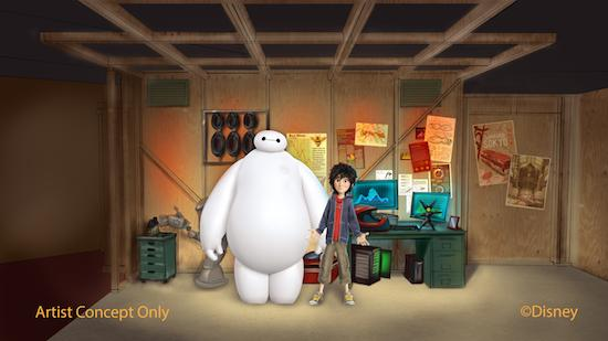 Way to go Disney Animation for winning an Academy Award for Best Animated Feature with Big Hero 6! #Oscars http://t.co/8J5qURNl6a