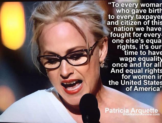 @Alyssa_Milano #PatricaArquette #Speech #Equality #Oscars2015 pic via @Jason_Pollock @BlueNationRev http://t.co/HVDTtDS4r3