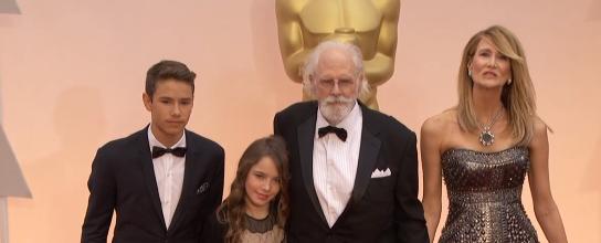 Maravilla de familia #DERN #Oscars2015 http://t.co/xvtP2R22Oc