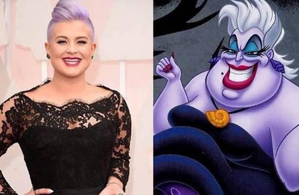 ¡Qué tal la comparación de Kelly Osbourne! #Oscars2015 http://t.co/W2L11v7mWj