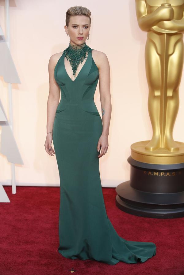 Llego La Diosa #Oscars2015 @ScarIettJ http://t.co/9KKjdfIPjE