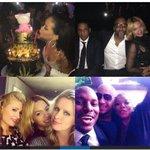 RT @AJLovings: @rihanna bday party last night w/ @Beyonce @Tyrese @ParisHilton @NickyHilton #Oscars2015 #Oscars #follobackinstantly