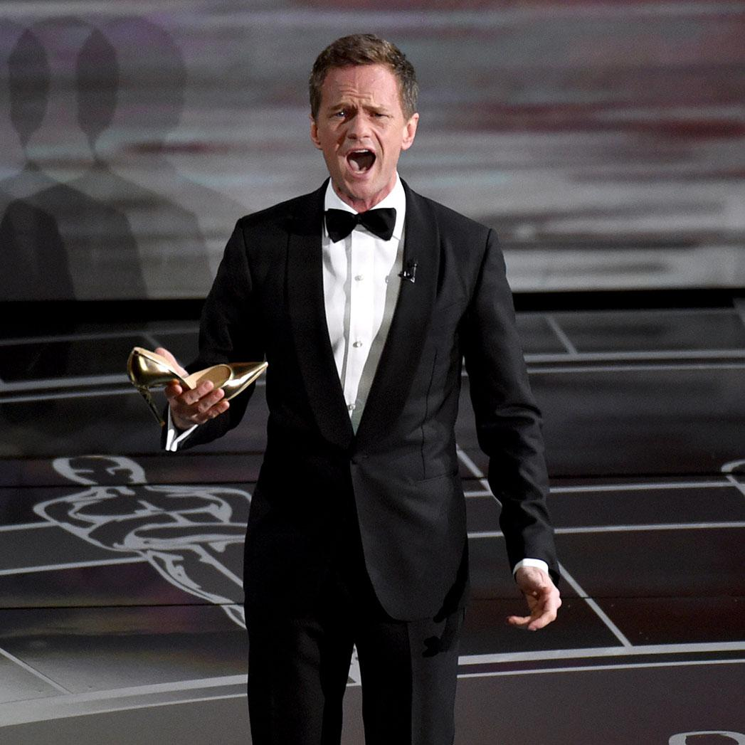 Neil Patrick Harris mocked Hollywood's