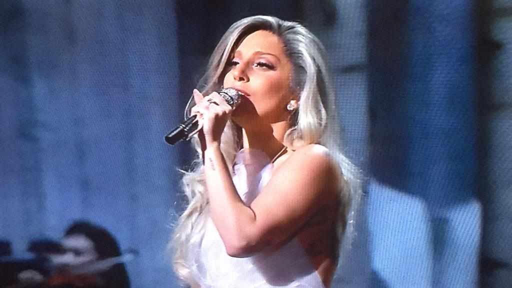Say what you want about @ladygaga (and about The Sound of Music, too) but Mother Monster just CRUSHED IT. #Oscars http://t.co/if2XUZXX8j