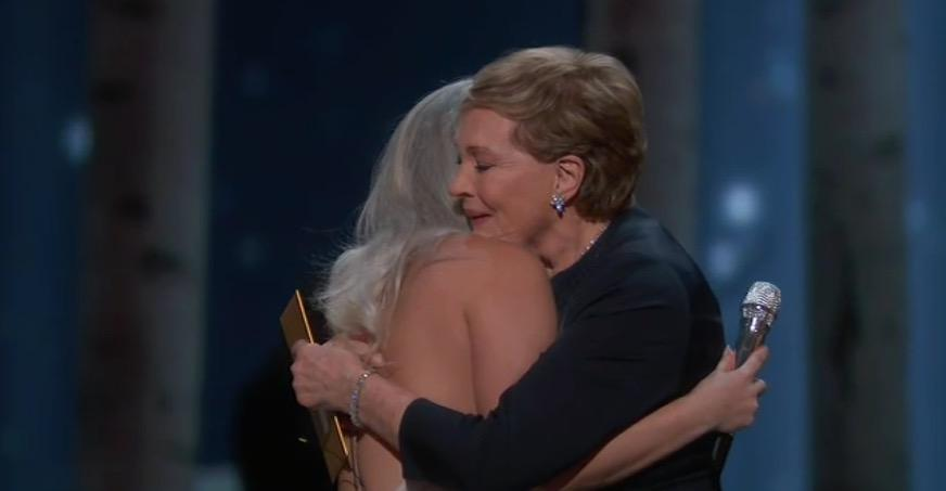 """LG. I see the hard work. The world sees the results. MORE than a """"pop"""" star! You're the truth! M~ #2015Oscars #Gaga http://t.co/9HVeSpzHEq"""