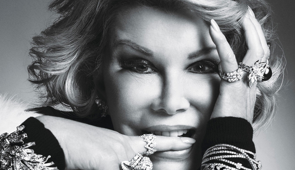 .@Joan_Rivers was not part of the Oscars in memoriam & Twitter isn't happy: