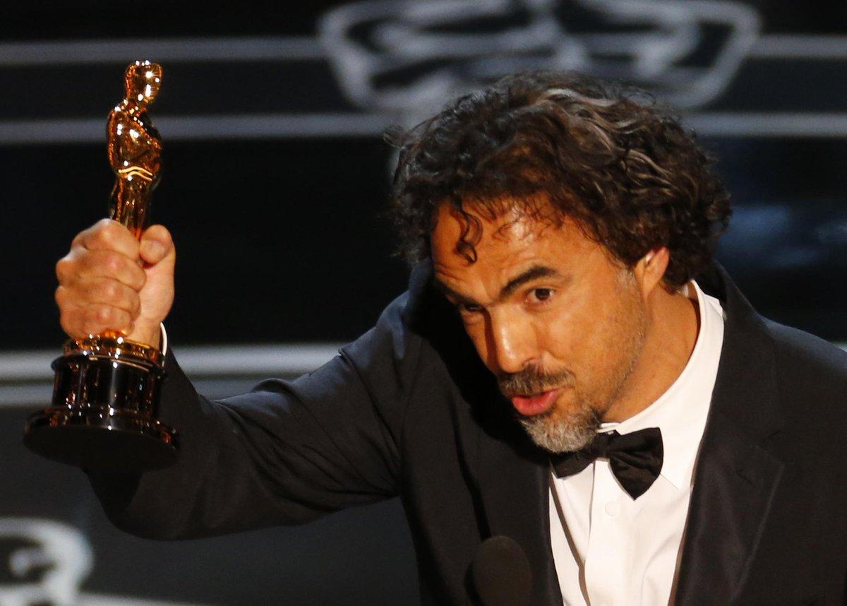 Noche ÚNICA para México en #Oscars2015, ¡NEGRO! ¡CHIVO! ¡lo hicieron, chingao! #orgullochilango http://t.co/ax4pTMkwd2