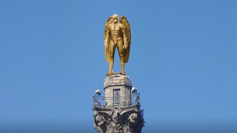 Nos informan que el Ángel de la Independencia será remodelado http://t.co/IX1ToI81iQ #Oscars2015 http://t.co/ZYxRMsqQp1
