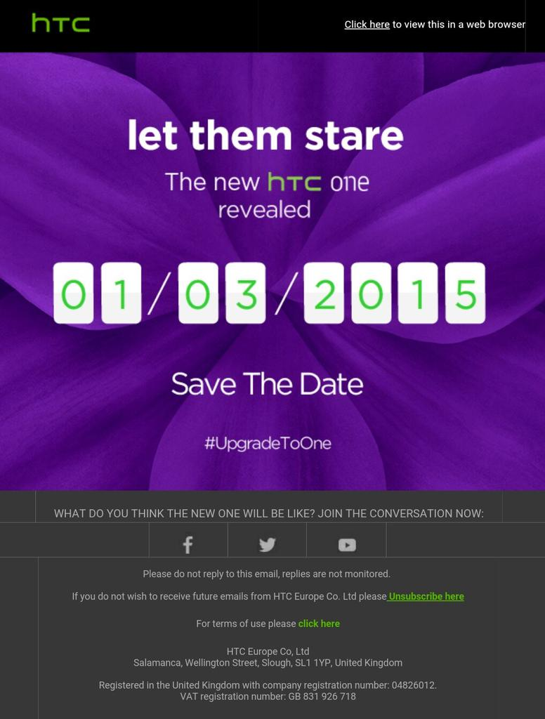 The new HTC one is on the horizon! http://t.co/s5od2YVHtO http://t.co/iIRDHxa7VO