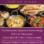 Love Indian cuisine? Visit @Table_Talk_MSG for a fantastic Indian Dining Experience. Contact 01325 333338 #darlobiz http://t.co/Fj5oPAP0Qi