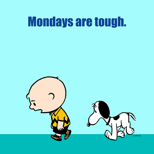 Mondays are tough. http://t.co/gOTFmvtLML