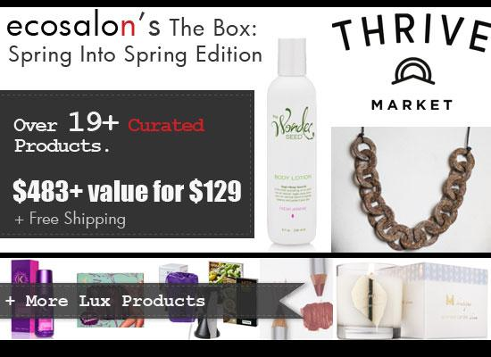 The Box Spring Into Spring Edition is on sale!  Just 27 left. Have you grabbed yours? http://t.co/OevPJXlx9q http://t.co/mRVBxYZiml
