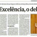 """PGR Rodrigo Janot: """"Lei 12830 é fruto de pressão corporativista de associações de delegados"""" http://t.co/ilzhTaehcc http://t.co/BEJzU6YDYY"""