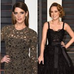 Zoe Kravitz, Brie Larson, @AshleyMGreene, & @ChloeGMoretz all slayed the #Oscars party carpet http://t.co/0nrZxIIXfG http://t.co/cCOMlItYMU