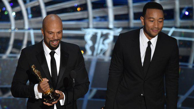 Oscars2015: Neil Patrick Harris, John Legend Put Diversity at Forefront