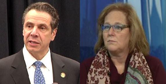 NYSUT president is pushing back against claims made by Cuomo's office on teacher evaluations http://t.co/Fa3b9PcrET http://t.co/s6MInrrIva
