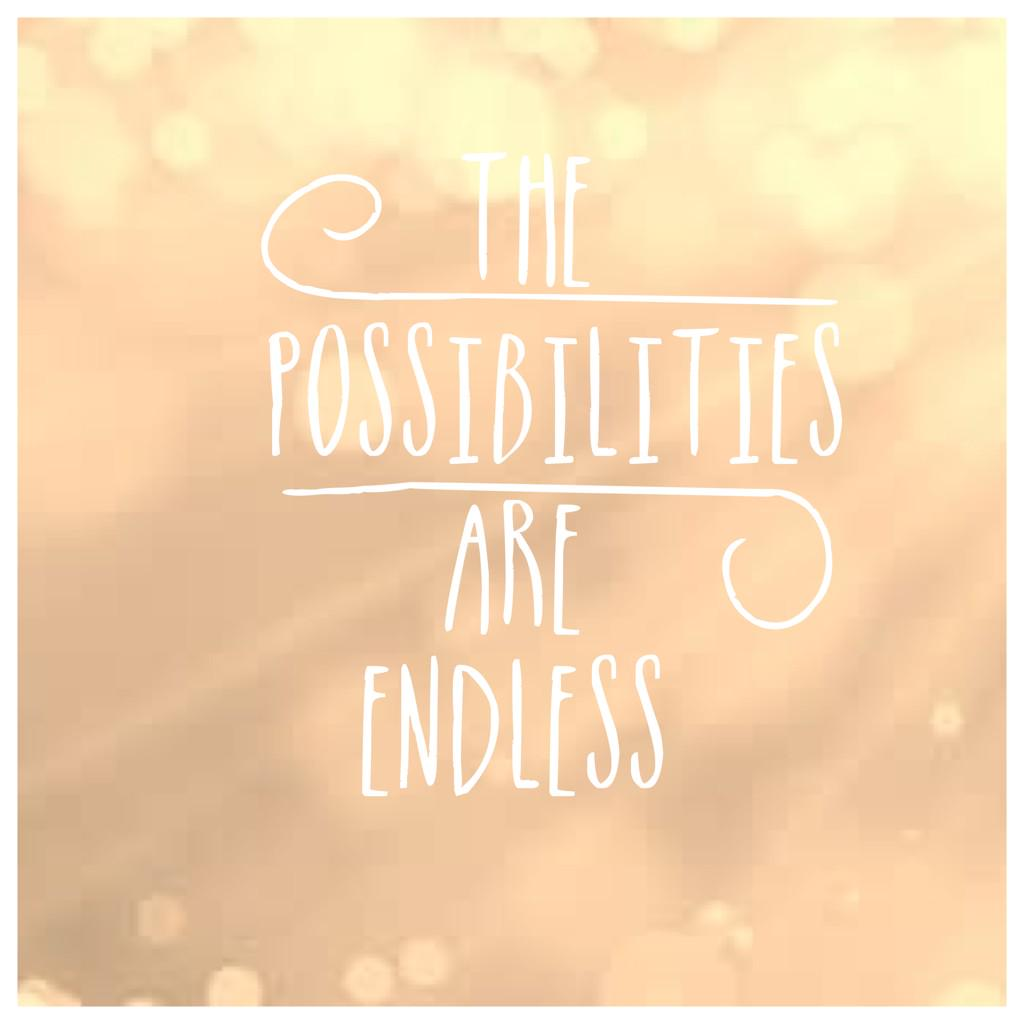 The possibilities are endless, if we just find the courage to pursue our dreams. #TeamBossyGals http://t.co/QX3VHo6wGx
