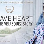 RT @ijustine: So proud of @littlelizziev! Check out her amazing @ABraveHeartFilm trailer that launched today http://t.co/nucv0S1Ym0 http://…