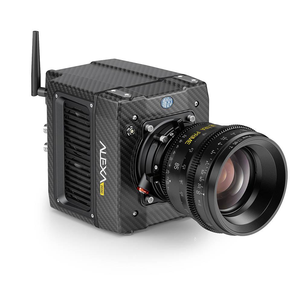ARRI announces the ALEXA Mini 4K UHD, a lightweight carbon fiber cinema camera http://t.co/JfVKqf4sxt http://t.co/qI0ieeo9ve