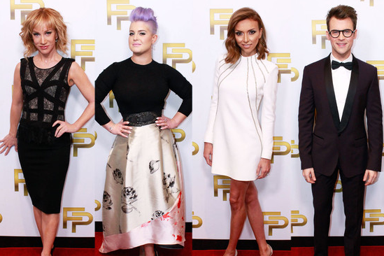 Get an exclusive FIRST look at tonight's brand new FashionPolice special for the Oscars: