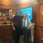 Thx @kingsthings for having me on the show! Go to http://t.co/8BThM723pS & hear my #AFib story! @JanssenUS #partner