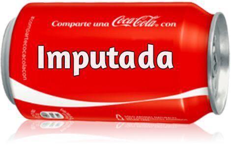 Esta es tu Coca Cola @CFKArgentina #Imputada http://t.co/tKdMYMrnZJ