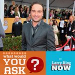 Having #JohnnyGalecki of @BigBang_CBS on the show this week. Questions you'd like to ask the #BigBangTheory actor?