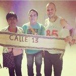 RT @UNICEFargentina: Queremos saludar a @Calle13Oficial por su cumpleaños y celebrar su compromiso con los chicos de toda América Latina. h…