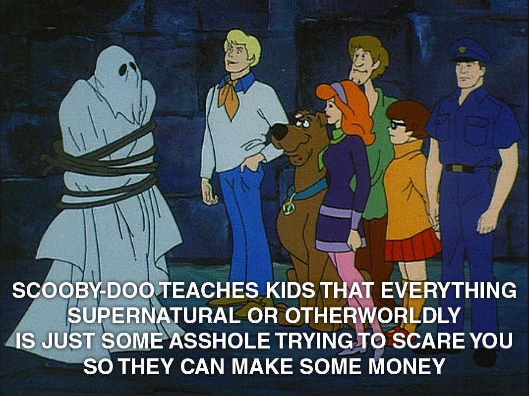 Scooby-Doo. http://t.co/yMhlhZt5ae