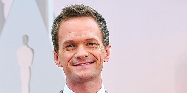 How did Neil Patrick Harris spend the morning after the Oscars?