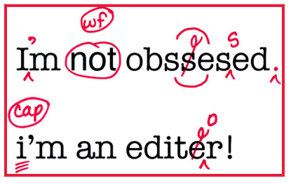 5 steps to SELF-EDIT your manuscript BEFORE handing it to your editor.  http://t.co/1rT2VAUyVX #amwriting #asmsg http://t.co/HhBNbyhYsR