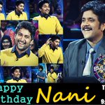 RT @MAATV: @MAATV wishes @NameisNani a Very Happy Birthday ... #NaniOnMEK  ...Today at 9:30 PM   Promo : http://t.co/9TndybrSQD