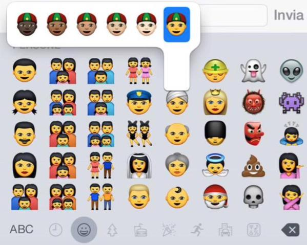 Chinese Emoji New Iphone Software Update To Feature More Diverse