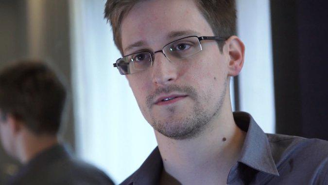 Edward Snowden says he laughed at Neil Patrick Harris' treason joke