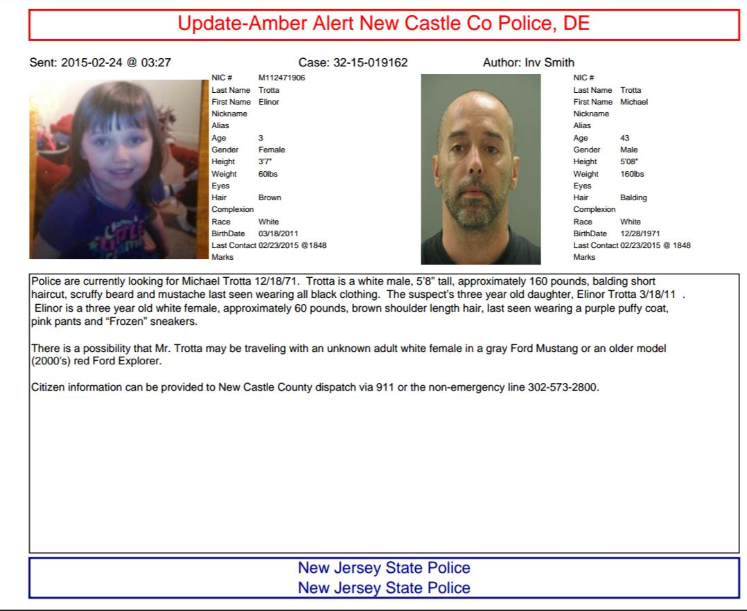 Updated Amber Alert Information http://t.co/iOfBeb78rO