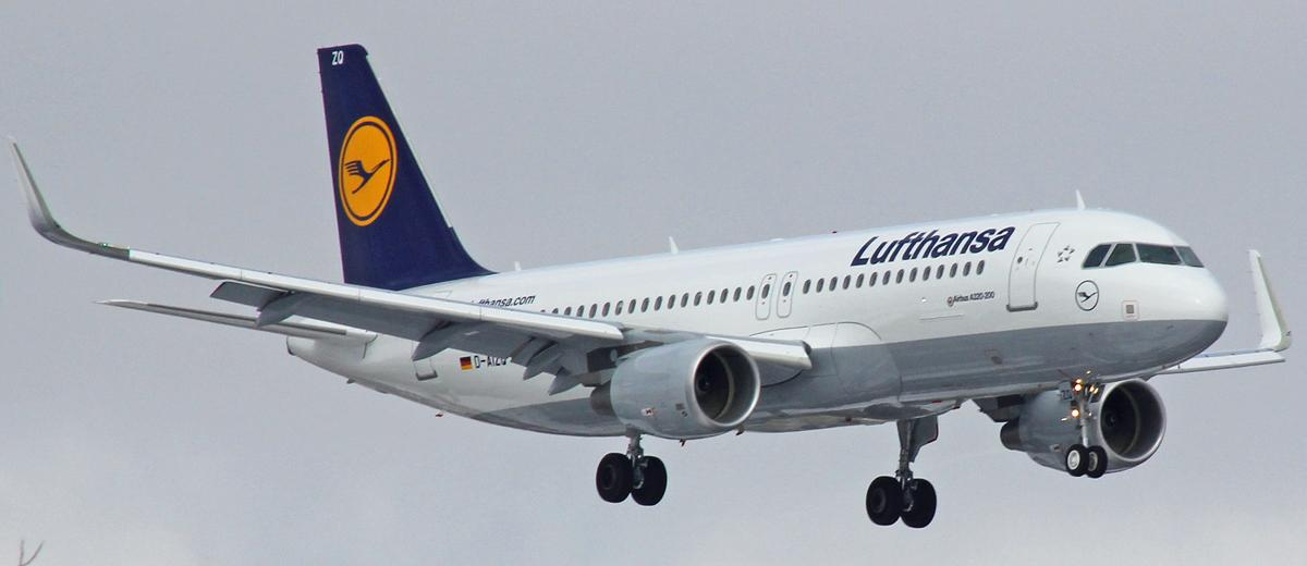 Another record year for @lufthansa at bhx...