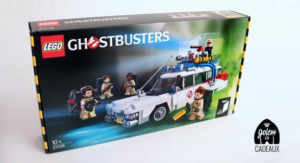 J'ai acheté ça pour vous. RT + Follow pour tenter de gagner 1 boîte #LEGO GHOSTBUSTERS