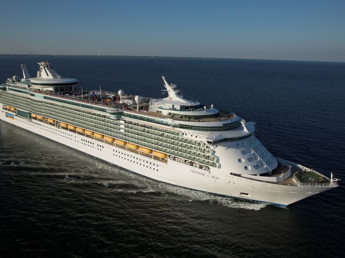 DCA has flights to cruise port cities! @usatoday lists many ships to choose from: