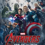 RT @Marvel: Check out the official poster for #Marvel's @Avengers: #AgeOfUltron! http://t.co/IisNfcgXvc