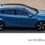 """❤ """"@VolvoCar_SA: Stylish Volvo. Fashionable price. The #VolvoV40, from R3999pm, 0% Deposit. http://t.co/7lA9ehrzJ5 http://t.co/DNqBbMuo1t"""""""