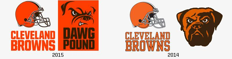 Browns New Logo Reveal