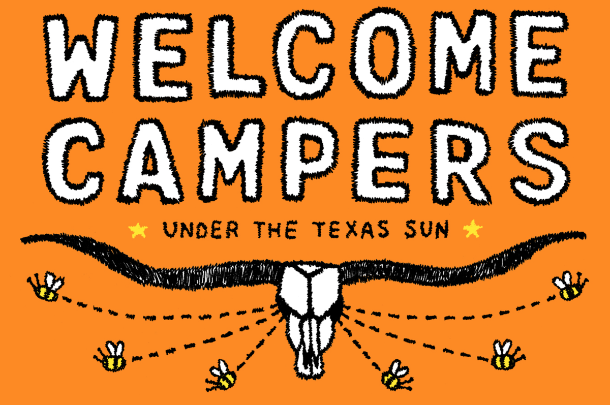The Wild Honey Pie (@thewildhoneypie): Getting ready to announce #welcomecampers3 lineup and details! http://t.co/a6PQdslYqF