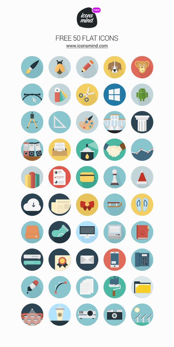 FREE - Iconsmind Flat Icons - SuperManMockups http://t.co/FpiO1LTcmr http://t.co/H4H1KQ6dH9