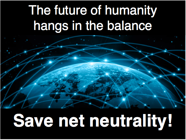 Less than 48 hours until the @FCC votes on #NetNeutrality. Don't be silent! http://t.co/ZkfdkAT0i8 #InternetCountdown http://t.co/39ysZLQOI9