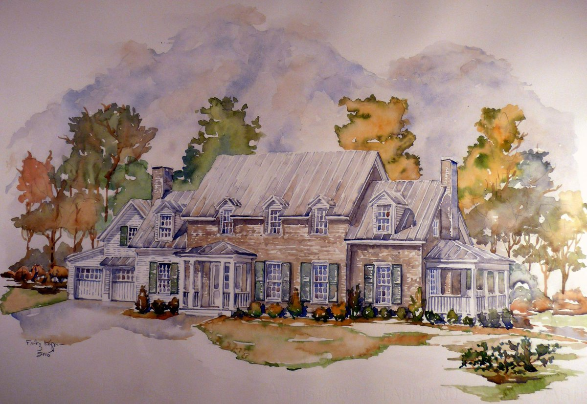 So excited to be designing the @Southern_Living Idea House 2015 in Charlottesville! http://t.co/5bVVCj2ljU http://t.co/J75q7FBn8G